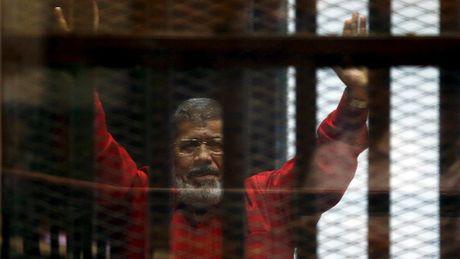 Ai Cap xoa an tu cho cuu tong thong Morsi - Anh 1
