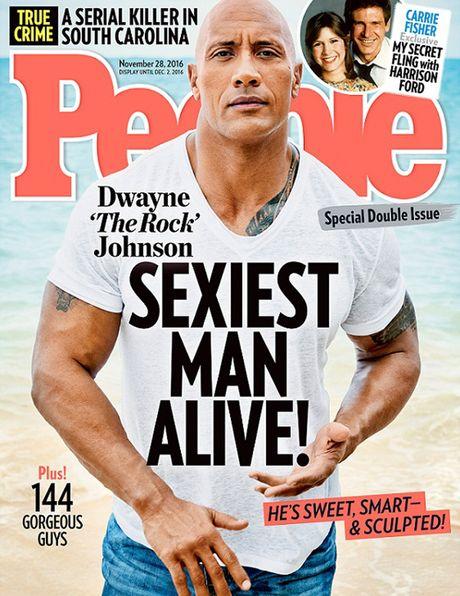 Dwanye 'The Rock' Johnson la nguoi dan ong quyen ru nhat hanh tinh 2016 - Anh 2