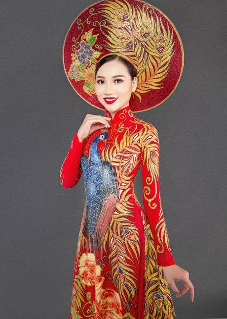 Ngam trang phuc dan toc cua Hoang Thu Thao tai Miss Asia Pacific International - Anh 2