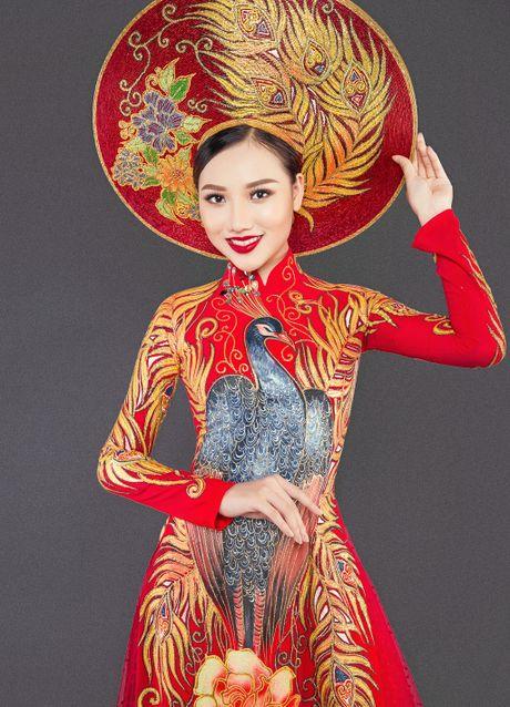 Ngam trang phuc dan toc cua Hoang Thu Thao tai Miss Asia Pacific International - Anh 5