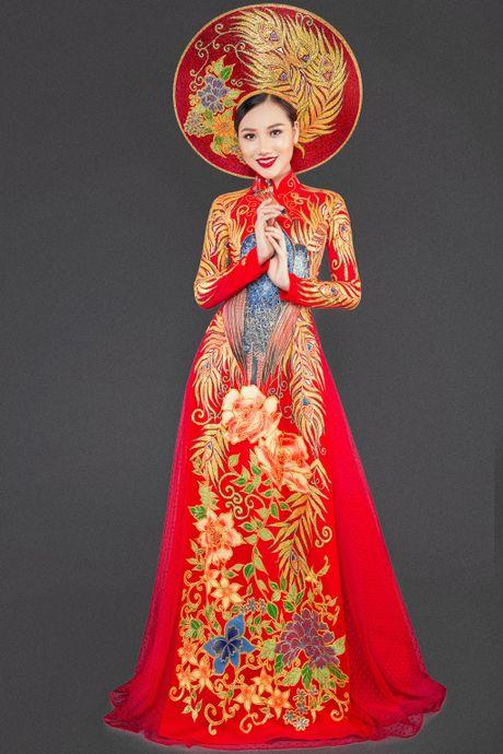 Ngam trang phuc dan toc cua Hoang Thu Thao tai Miss Asia Pacific International - Anh 6