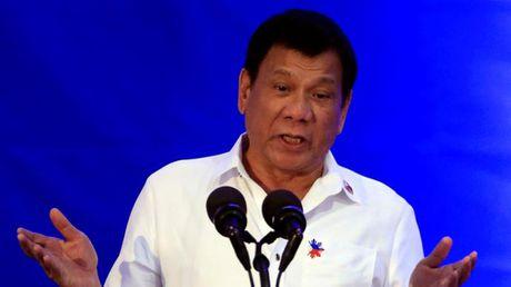 Ong Duterte tin ong Trump se cong bang ve van de nhap cu - Anh 1