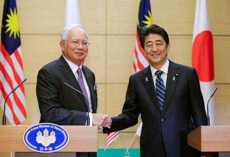 Nhat Ban tang 2 tau tuan tra cho Malaysia - Anh 2
