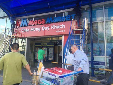 Metro Viet Nam doi ten sau khi ve tay nguoi Thai - Anh 1