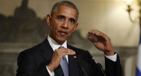 Obama keu goi dong minh NATO cung chia se ganh nang - Anh 2