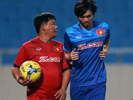 Huu Thang tiet lo ly do chan thuong Tuan Anh tro nang - Anh 1