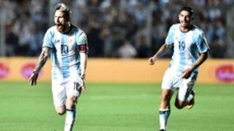 Sao toa sang, Chile va Argentina cung thang - Anh 1