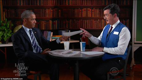 Obama co that nghiep sau khi roi Nha Trang? - Anh 1