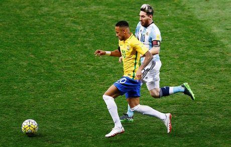 Peru vs Brazil (0-2): Neymar va dong doi tan cong mau lua - Anh 12