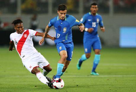 Peru vs Brazil (0-2): Neymar va dong doi tan cong mau lua - Anh 5