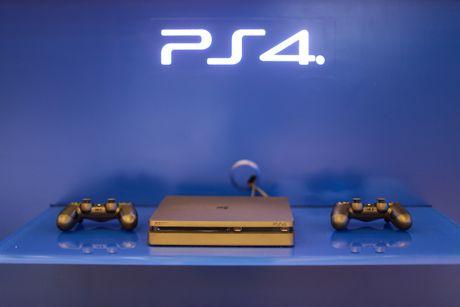Anh Sony PlayStation 4 Slim gia tu 8,9 trieu tai VN - Anh 1