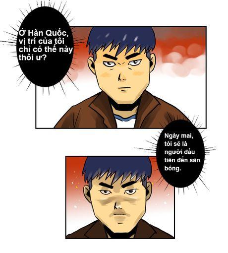 Nhung ngay gian kho cua Xuan Truong len truyen tranh - Anh 10