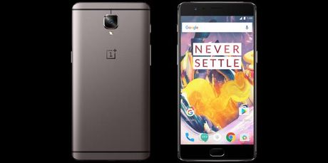 OnePlus 3T ra mat: Cau hinh sieu manh, gia 440 USD - Anh 1