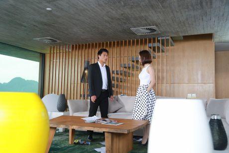 Cau thu Mac Hong Quan dong phim cung Angela Phuong Trinh - Anh 2