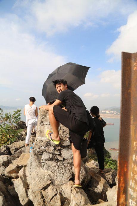 Cau thu Mac Hong Quan dong phim cung Angela Phuong Trinh - Anh 3