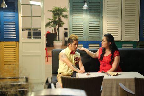 Cau thu Mac Hong Quan dong phim cung Angela Phuong Trinh - Anh 5