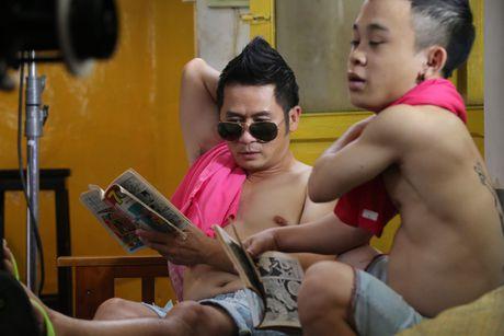 Cau thu Mac Hong Quan dong phim cung Angela Phuong Trinh - Anh 6