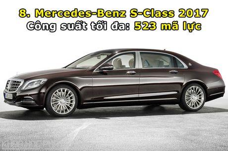 Top 10 xe sedan manh nhat the gioi - Anh 8