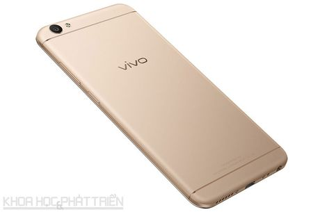 Tren tay Vivo V5: Camera selfie 20 MP, RAM 4 GB - Anh 22