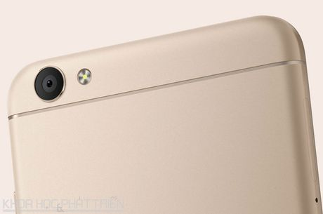 Tren tay Vivo V5: Camera selfie 20 MP, RAM 4 GB - Anh 25