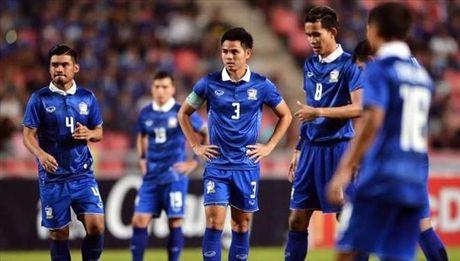 Hai lan 'dinh' phat den, Thai Lan ngam dang truoc Australia - Anh 1