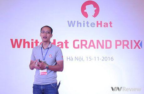 Cuoc thi an ninh mang toan cau 2016 kham pha Viet Nam - Anh 1