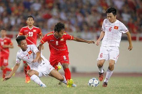Myanmar - Viet Nam: 3 lan cham tran, ca 3 lan chung ta deu bat bai - Anh 1