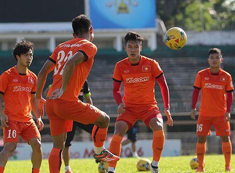 Que Ngoc Hai hua khong choi xau o AFF Cup 2016 - Anh 1