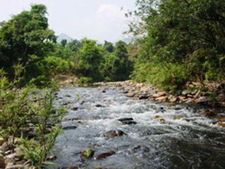 Suoi khoang Lac Sanh - diem den doc dao o Phu Yen - Anh 1