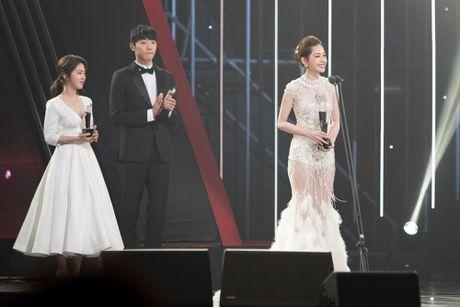 Chi Pu bat ngo thang giai 'Ngoi sao moi chau A' tai Han Quoc - Anh 4