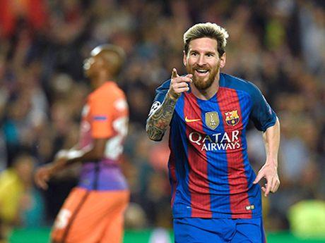 Barcelona co ca mot chien luoc de giu chan Messi - Anh 1
