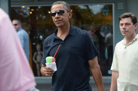 Tong thong Barack Obama chia se du dinh sau khi roi Nha Trang - Anh 1