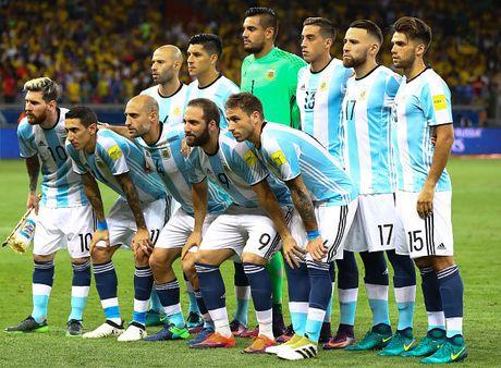 BXH VL WC 2018 khu vuc Nam My: Brazil but pha, Argentina tro lai - Anh 5