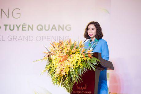 Khai truong Khach san Muong Thanh Grand Tuyen Quang - Anh 2