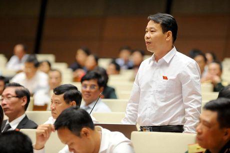 Hinh anh: Phien tra loi chat van cua Bo truong Bo Noi vu Le Vinh Tan - Anh 13