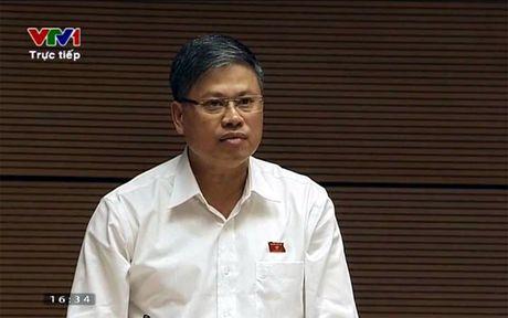 Hinh anh: Phien tra loi chat van cua Bo truong Bo Noi vu Le Vinh Tan - Anh 15
