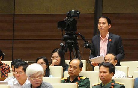 Hinh anh: Phien tra loi chat van cua Bo truong Bo Noi vu Le Vinh Tan - Anh 5