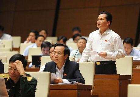 Hinh anh: Phien tra loi chat van cua Bo truong Bo Noi vu Le Vinh Tan - Anh 9