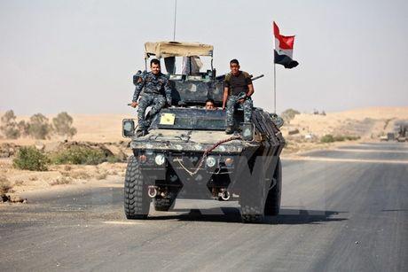Iraq: Chien dich giai phong Mosul doi mat voi nhieu thach thuc - Anh 1