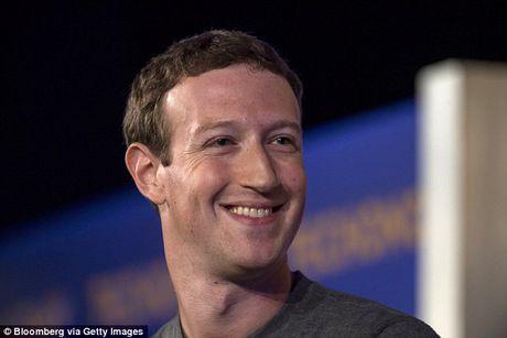 Tai khoan mang xa hoi cua ong chu Facebook Zuckerberg lai bi hack - Anh 1