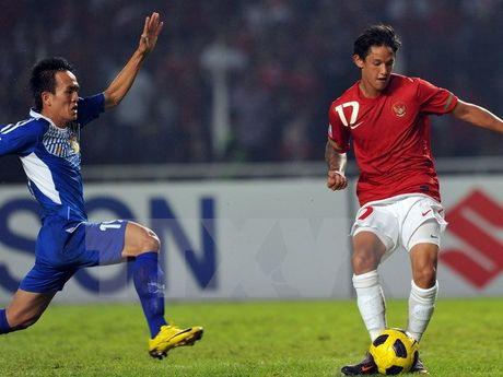 AFF Suzuki Cup 2016: Tuyen Indonesia lien tiep nhan hung tin - Anh 1