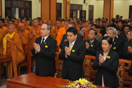 Tuong niem Hoa thuong Thich Chon Thien - Anh 1
