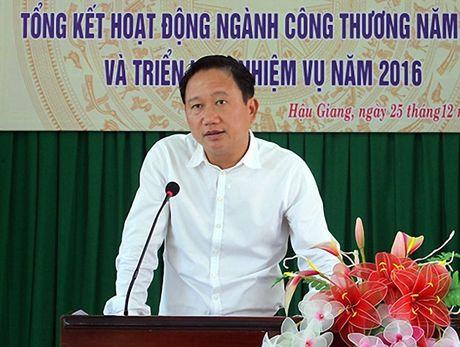 Dai bieu tranh luan lai Bo truong Noi vu ve vu Trinh Xuan Thanh - Anh 1