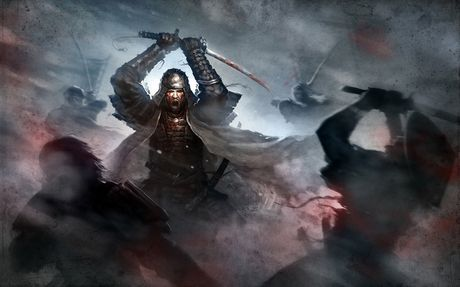 'Tuyet the kiem ma' huyen thoai cua Samurai - Anh 1
