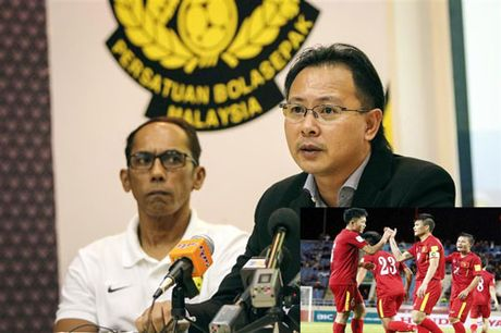 DIEM TIN TOI (17.11): HLV Malaysia 'nam thop' cua DT Viet Nam - Anh 1