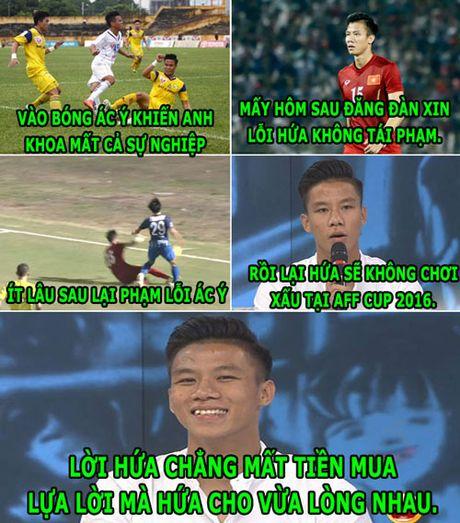 HAU TRUONG (17.11): Balotelli lam no thanh pho, Que Ngoc Hai 'hua leo' - Anh 4