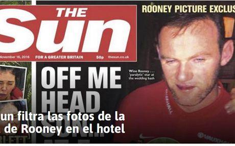 Rooney gui loi xin loi NHM sau scandal - Anh 1