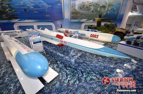Khong ne Nga, Trung Quoc quyet ban ten lua chong ham YJ-12 - Anh 1