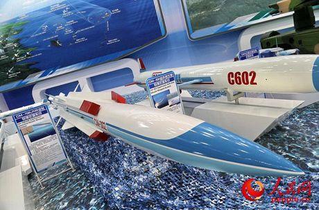 Khong ne Nga, Trung Quoc quyet ban ten lua chong ham YJ-12 - Anh 5
