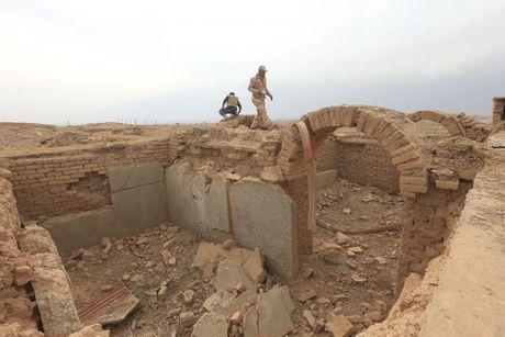 Xem phien quan IS tan pha o thanh co Nimrud - Anh 1